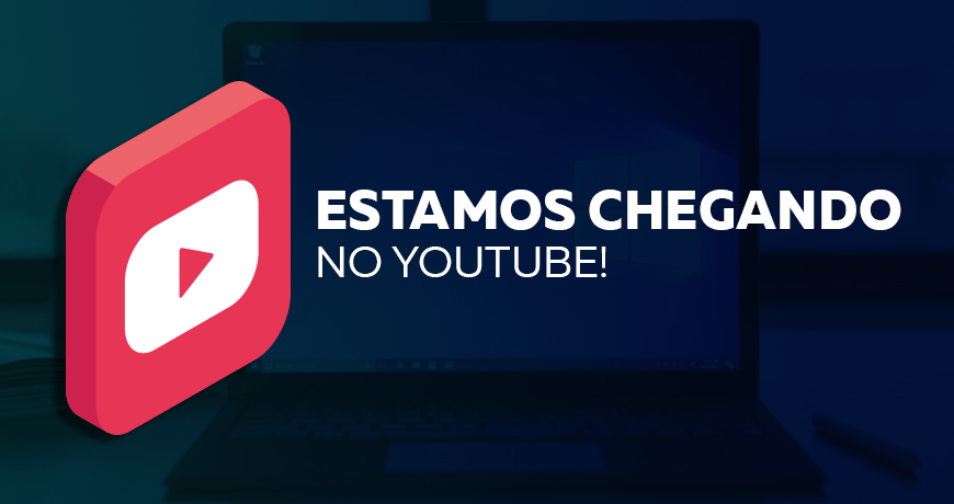 A KGM CHEGOU NO YOUTUBE!